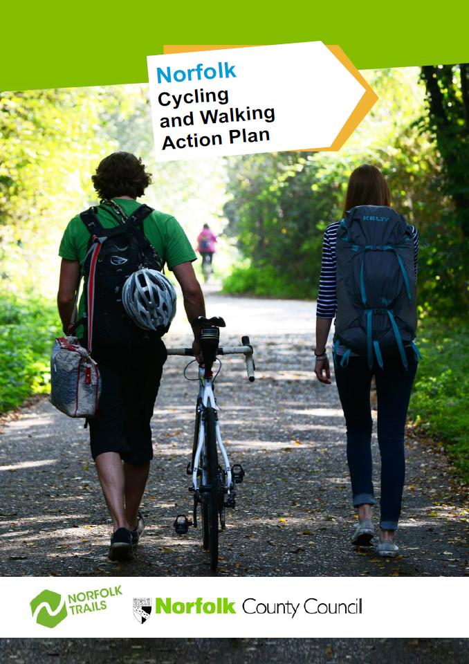 Norfolk Cycling and Walking