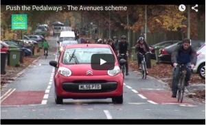 Push the Pedalways - The Avenues scheme