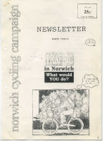 NorwichCyclingCampaign-Newsletter01