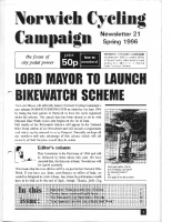 NorwichCyclingCampaign-Newsletter21
