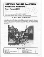 NorwichCyclingCampaign-Newsletter57