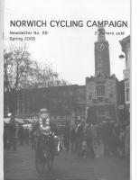 Newsletter 68 – Spring 2008