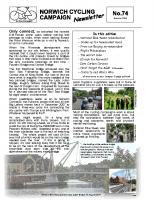 Newsletter 74 – Autumn 2009