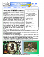 Newsletter 88 – Spring 2013