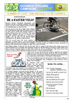 Newsletter 89 – Summer 2013