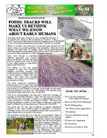 Newsletter 92 – Spring 2014