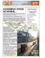 Newsletter 94 – Autumn 2014